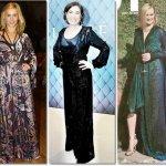 Vestidos Longos das Celebridades