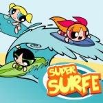 Surfe Com as Meninas Super Poderosas