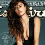 Penélope Cruz é Eleita a 'Mais Sexy' do Mundo Pela Revista Esquire