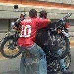 Quando o Amor à Moto é Tanto