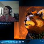 Facerig - Sua Expressão Facial em um Personagem 3d em Tempo Real