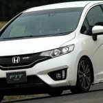 Honda Fit Twist 2015