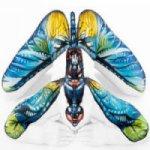 Artista Usa Pintura Corporal Para Criar Formas e Ilusões