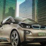 BMW I3 Roda Pela Primeira Vez no Brasil