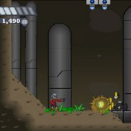 Jogo Online - Scratch The Bounty Hunter