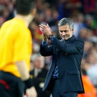 Mourinho Negociando com Real Madrid?