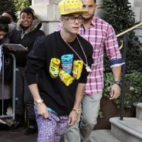 As Gafes Fashion do Justin Bieber