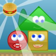 Jogo Online - Hungry Shapes