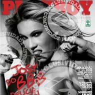 Capa da Playboy de Josy do BBB Vaza na Internet
