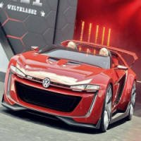 Volkswagen Mostra o GTI Roadster