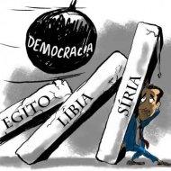 A Crise na Síria