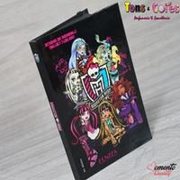 Estojo de Sombras Freaky Fabulous Monster High Fenzza