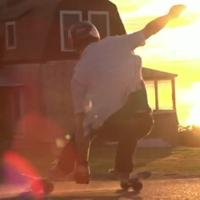 Longboard em Câmera Lenta - Sunrise Shred With Brian Bishop