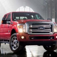 Ford Apresenta a Super Duty Platinum 2013