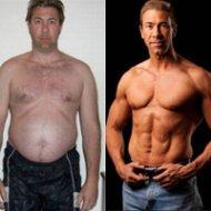 Antes e Depois da Malhação