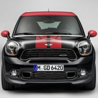 Fotos do Apimentado Mini Paceman John Cooper Works