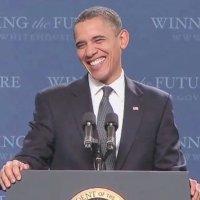 Barack Obama Cantando 'Sexy And I Know It'