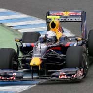 Os Carros da F-1 2009 - Red Bull RB5