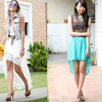10 Looks com Mullet Dress