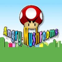 Jogo Online: Angry Mushrooms