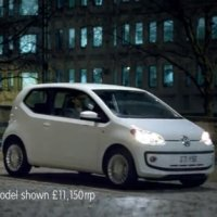 Propaganda Bem Humorada do Volkswagen Up!