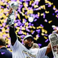 Baltimore Ravens Vence o Super Bowl XLVII