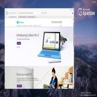 Spartan Browser - Novo Navegador da Microsoft