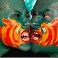 A Arte do Bodypainting