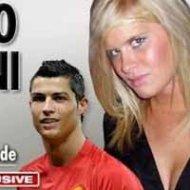Cristiano Ronaldo Com Uma Estudante de 18 Anos