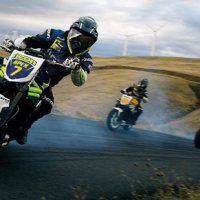 Moto vs Carro – Drift