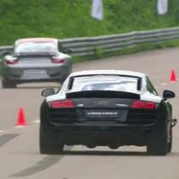 Audi R8 Vs Mercedez AMG Vs Porsche 911 Vs BMW M3