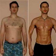 Resultados de Um Ano de Musculação