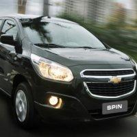 Chevrolet Spin: Seu Carro Para Curtir Com Todo Mundo