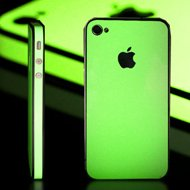 iGlowPhone: Deixa seu iPhone 4 Fluorescente no Escuro