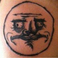 Tatuagens de Memes de Internet