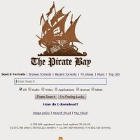 The Pirate Bay Volta ao Ar?