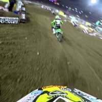 Pegue Carona com Davi Millsaps no Monster Energy Supercross