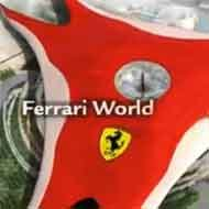 [Vídeo] Ferrari World Abu Dhabi