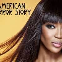 Naomi Campbell em American Horror Story:Hotel