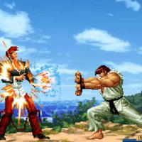 Jogo Online: The King of Fighters Wing