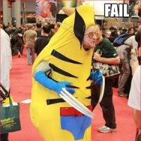 16 Cosplays Fails
